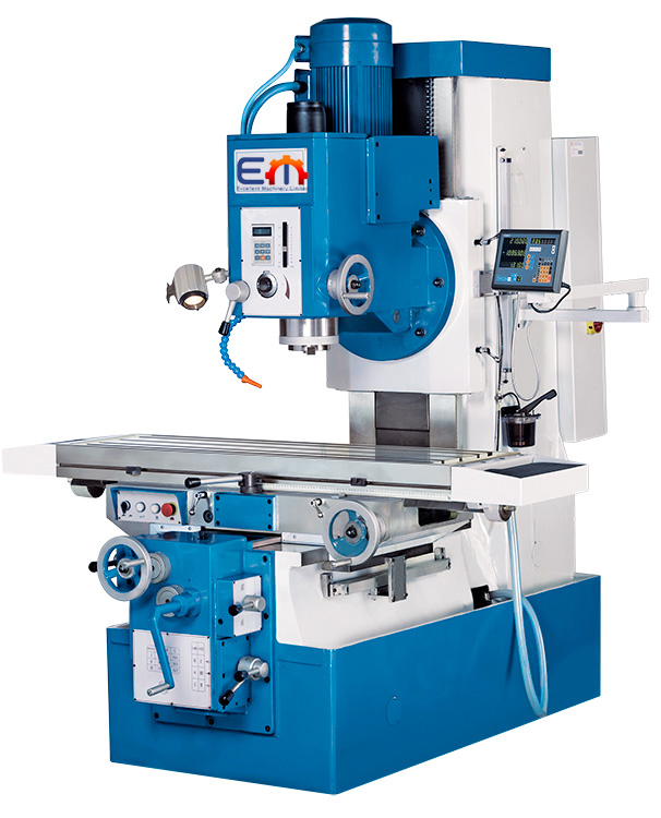 KB 1400 - Bed-Type Milling Machine