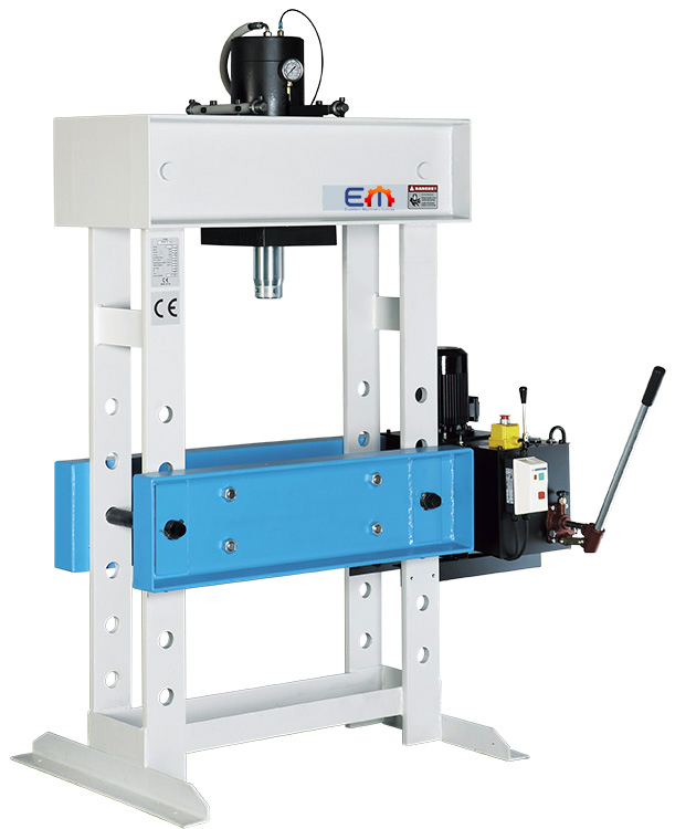 KNWP 60 HM - Hydraulic Workshop Presses