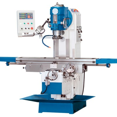 VFM 5 – Vertical Milling Machine