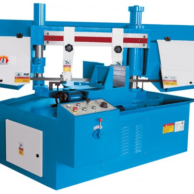 Semi-Automatic Horizontal Miter Band Saw