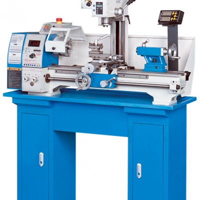 Universa 550 V – Lathe and Milling Machine