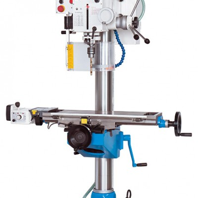 Column Drill Press with Milling