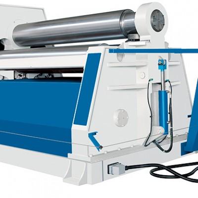 Hydraulic 4-Roller Roll Bending Machine