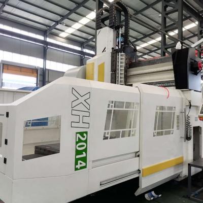 CNC double column milling machine