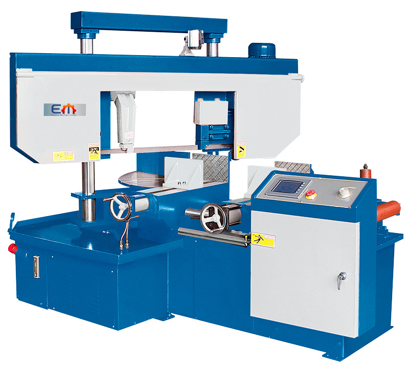 ABS 300 NC - Miter Band Saw, fully automated