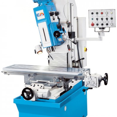 KBF 50 – Drill Press / Milling Machine