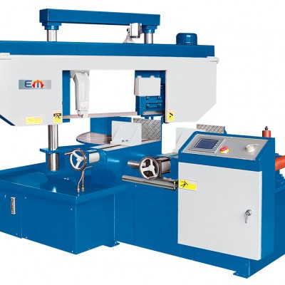 ABS 300 NC – Miter Band Saw, fully automated