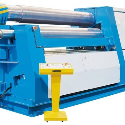 KRB 2513 – Hydraulic 3-Roller Roll Bending Machine