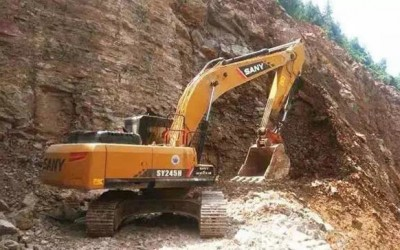 How SANY 24 ton excavator makes a difference