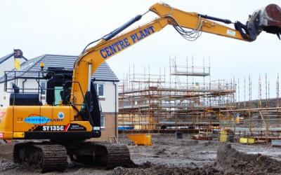 TDL wins Europe's biggest Sany excavator deal